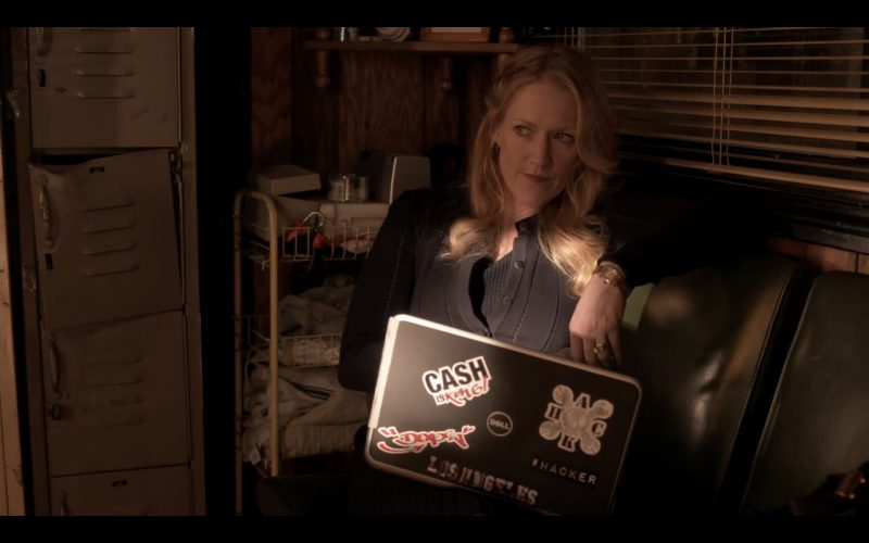 Dell Laptop - Ray Donovan TV Show Product Placement