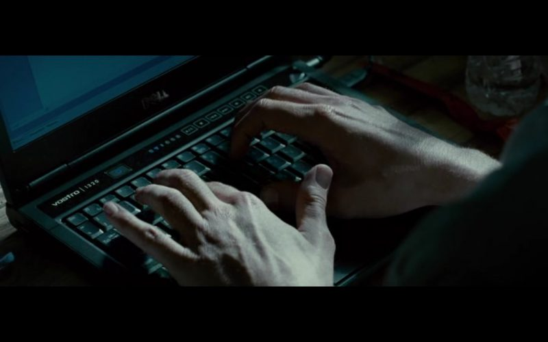 Dell Vostro Notebook Product Placement in Movies (1)