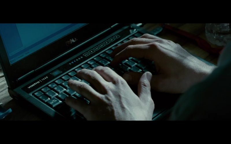 Dell Vostro Notebook - Limitless (2011) Movie Product Placement