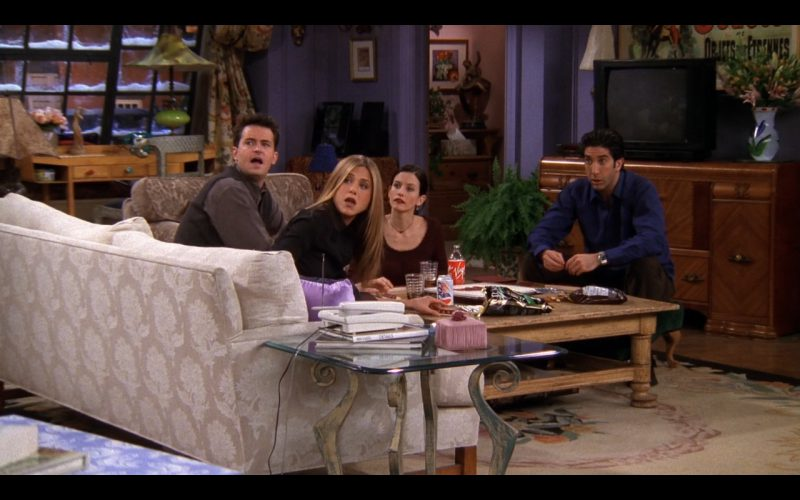 Diet Pepsi - Friends TV Show Product Placement