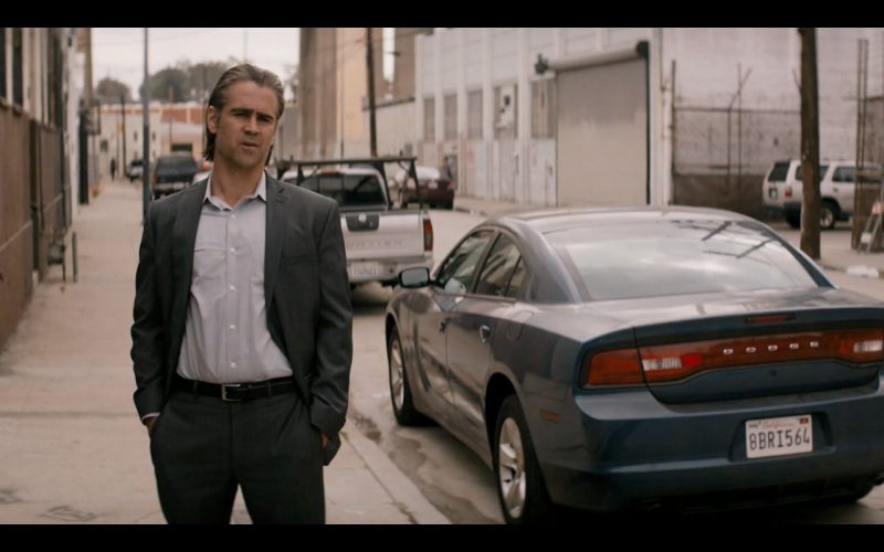 Dodge Charger – True Detective - TV Show Product Placement