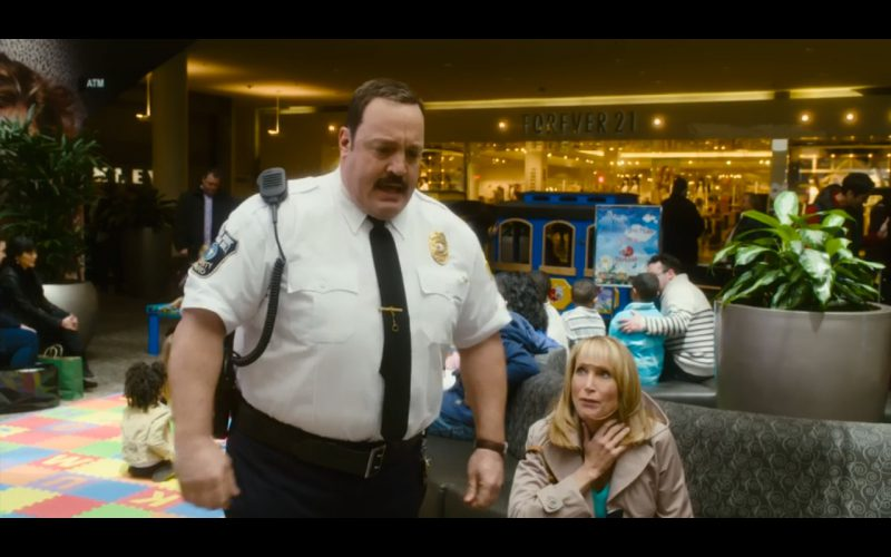 Forever 21 – Paul Blart: Mall Cop 2 (2015) Movie Product Placement