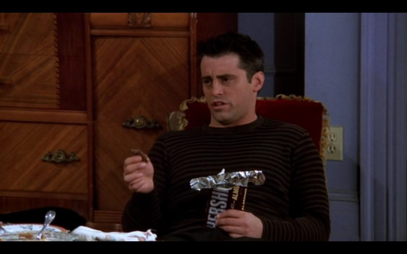 Hershey's Chocolate - Friends TV Show Product Placement