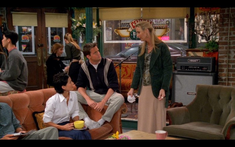 Hiwatt - Friends TV Show Product Placement