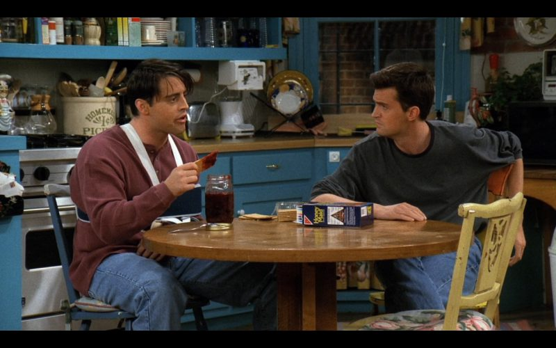 Honey Maid - Friends TV Show Product Placement