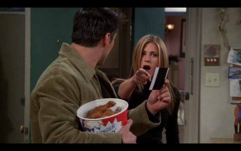 KFC - Friends TV Show Product Placement