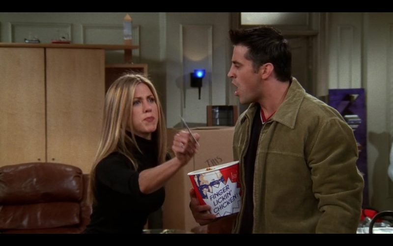 KFC - Friends - TV Show Product Placement