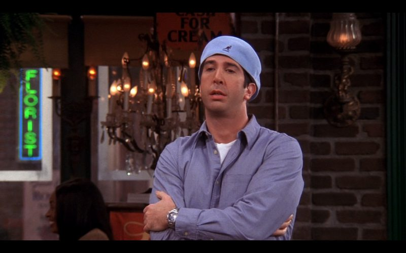 Kangol - Friends - TV Show Product Placement