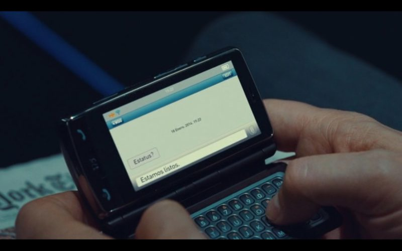 LG Mobile Phones – Non-Stop (2014) Movie Product Placement