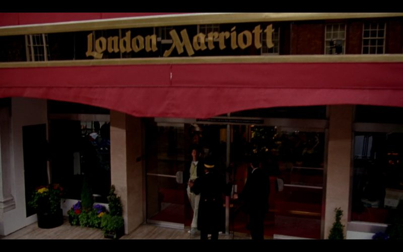 London Marriott Hotel – Friends