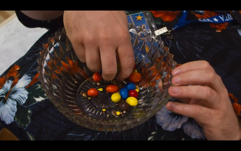 M&M's – Paul Blart Mall Cop 2 Product Placement (1)