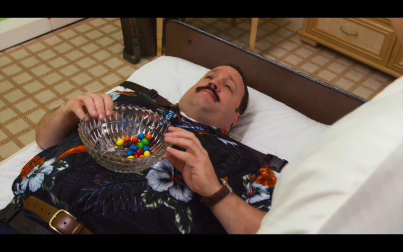 M&M's – Paul Blart: Mall Cop 2 (2015) Movie Product Placement