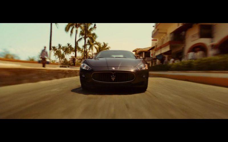 Maserati GranTurismo – Limitless (2011) - Movie Product Placement