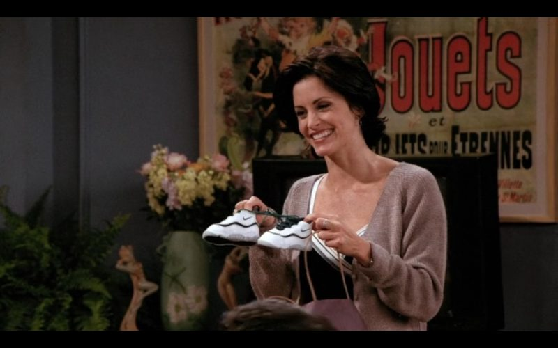 Nike Baby Sneakers - Friends TV Show Product Placement