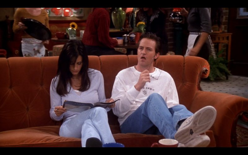 Nike Sneakers For Men - Friends TV Show Product Placement