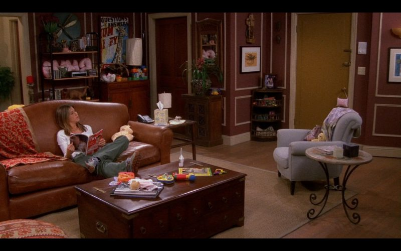 Parents Magazine - Friends TV Show Product Placement