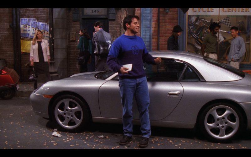 Porsche - Friends TV Show Product Placement