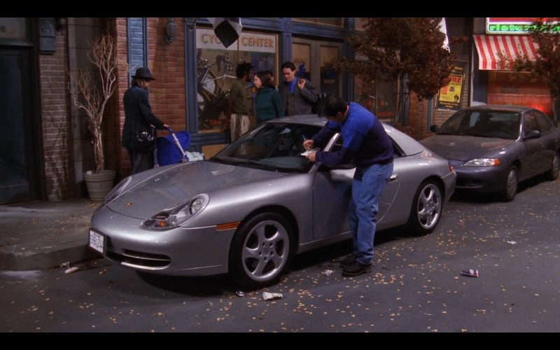 Porsche – Friends TV Show