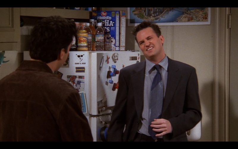 Post - Friends - TV Show Product Placement