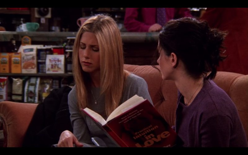 Practical Intuition In Love (Book) - Friends TV Show Product Placement