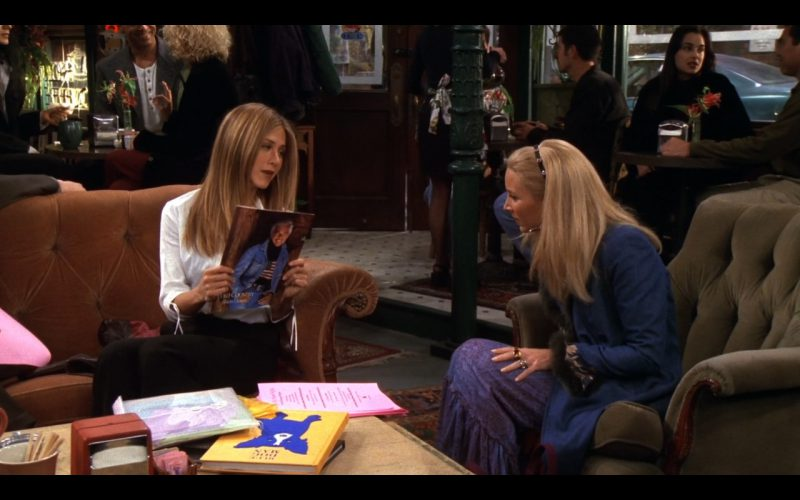 Ralph Lauren - Friends TV Show Product Placement