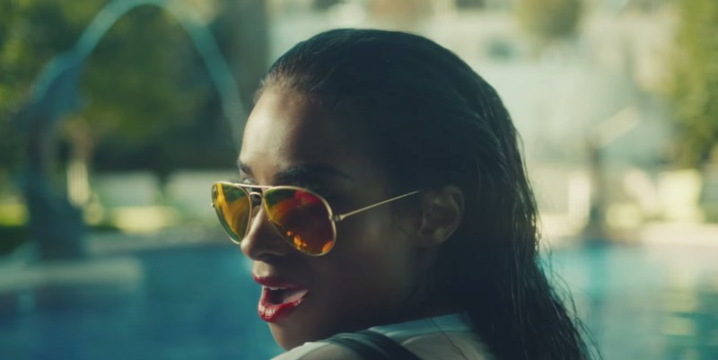 Ray-Ban - Ciara - Dance Like We're Making Love Official Music Video Product Placement