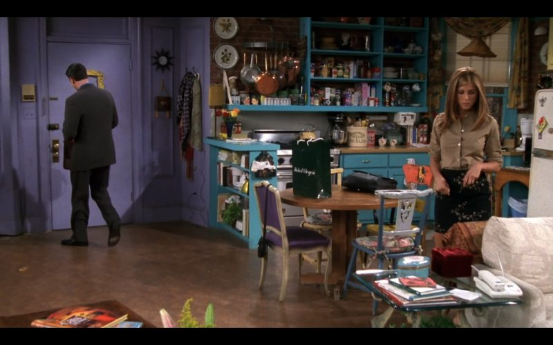 Robert Clergerie - Friends - TV Show Product Placement
