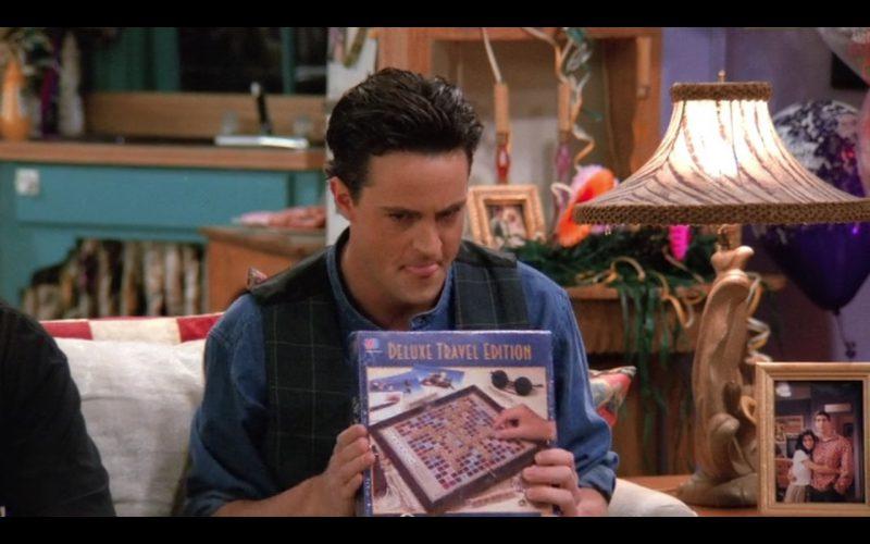Scrabble - Friends - TV Show Product Placement