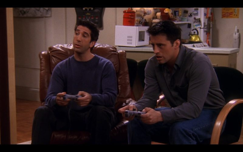 Sony PlayStation - Friends TV Show Product Placement