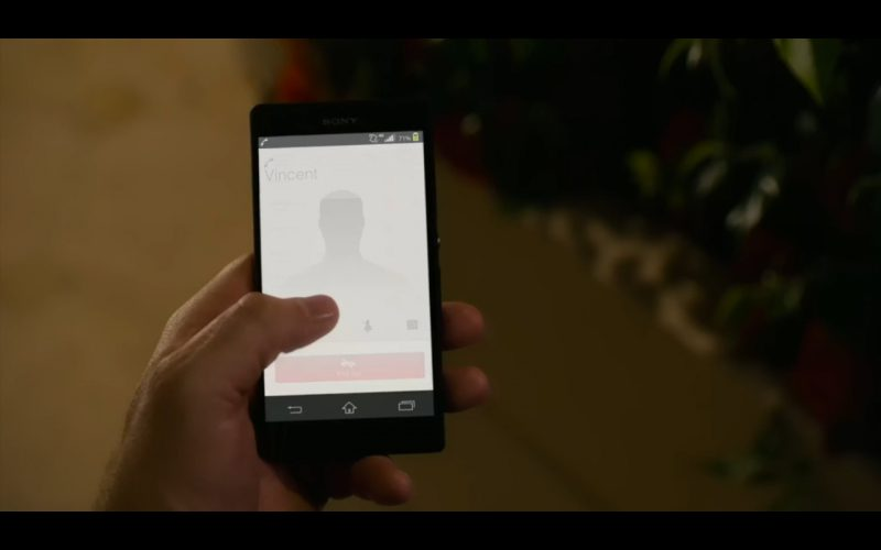 Sony Xperia Z3 – Paul Blart: Mall Cop 2 (2015) Movie Product Placement