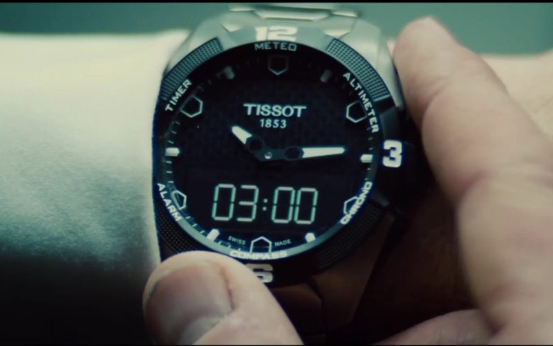 Tissot Watches – Mission Impossible – Rogue Nation (2015)