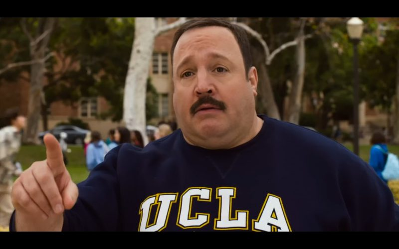 UCLA – Paul Blart: Mall Cop 2 (2015) Movie Product Placement