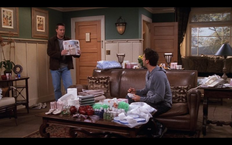 USA Today - Friends TV Show Product Placement