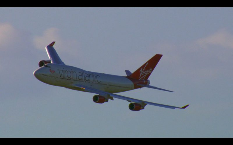 Virgin Atlantic – Friends