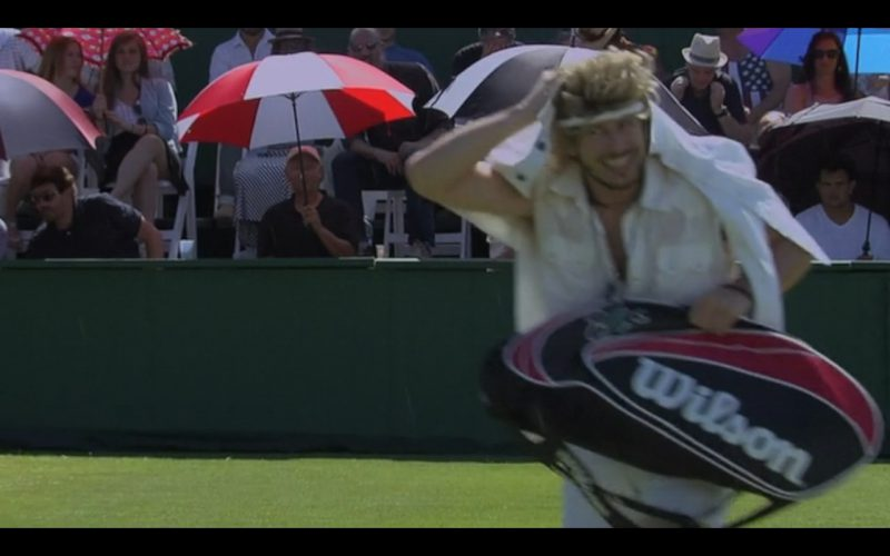 Wilson Tennis Bag – 7 Days in Hell (TV Movie 2015) (2)