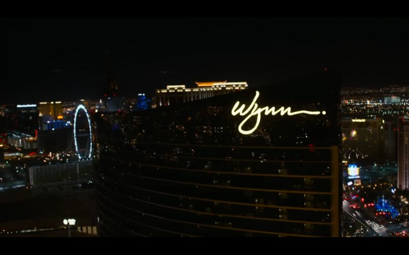 Wynn Las Vegas & Encore Resort – Paul Blart: Mall Cop 2 (2015) Movie Product Placement