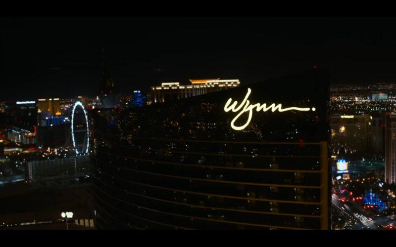 Wynn Las Vegas & Encore Resort – Paul Blart: Mall Cop 2 (2015) - Movie Product Placement