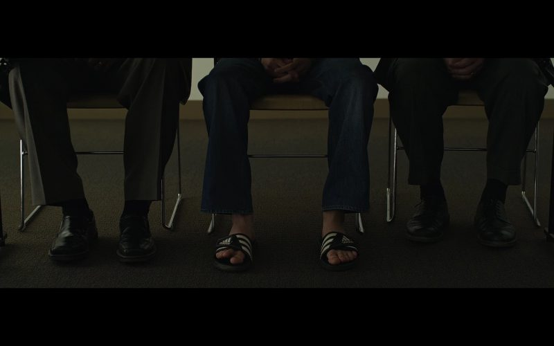 ADIDAS Slippers – The Social Network (2010)
