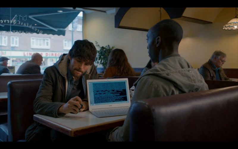 Acer Notebook - Humans - TV Series Product Placement (2)