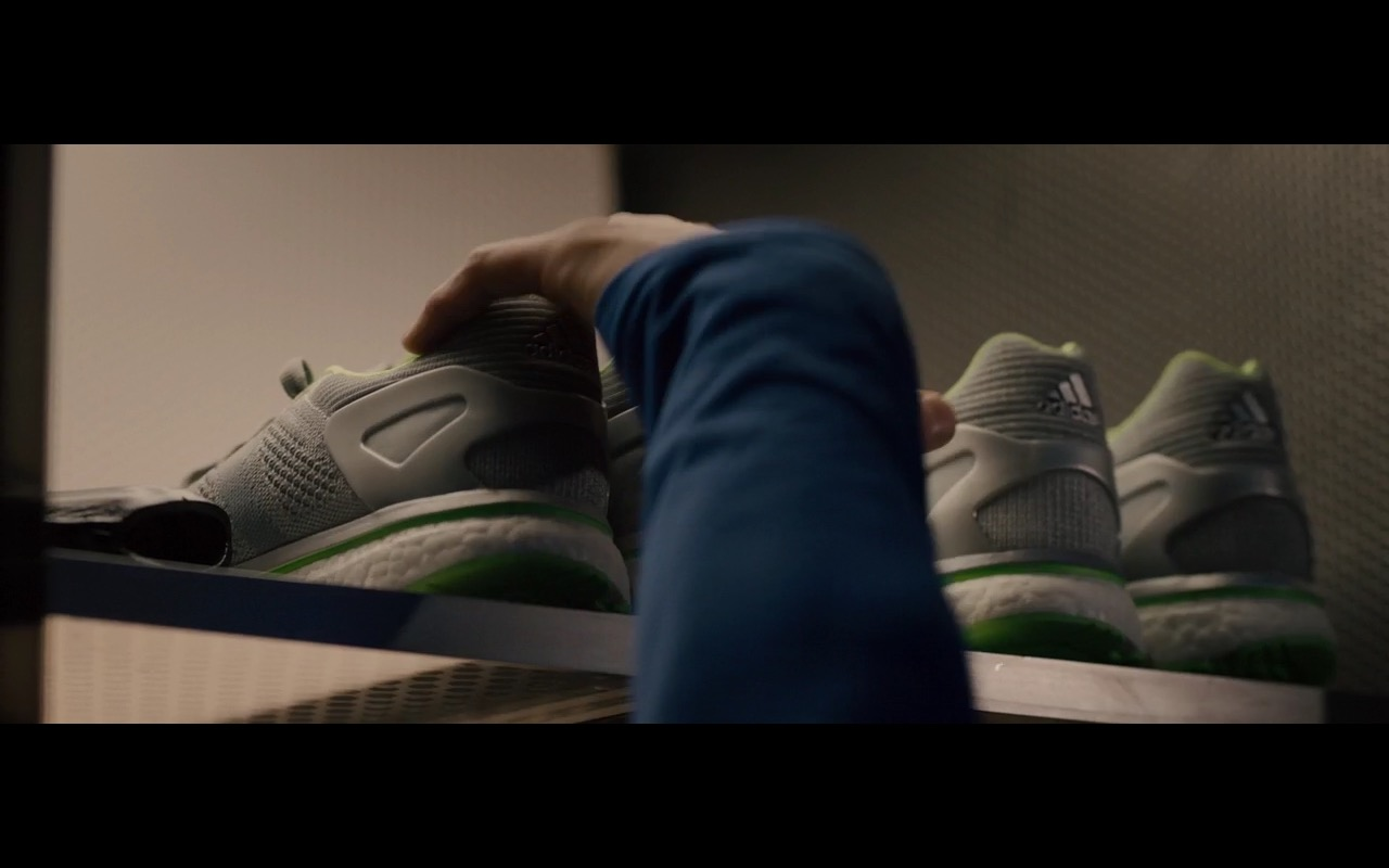 Adidas Trainers - Avengers: Age of Ultron (2015) Movie Product Placement