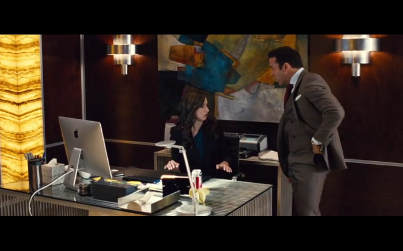 Apple iMac – Entourage (2015) - Movie Product Placement
