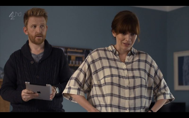 Apple iPad - Humans - TV Show Product Placement