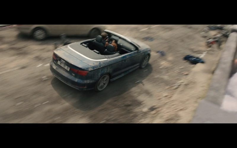Audi A3 Product Placement in Avengers Age of Ultron 2015 Movie (3)