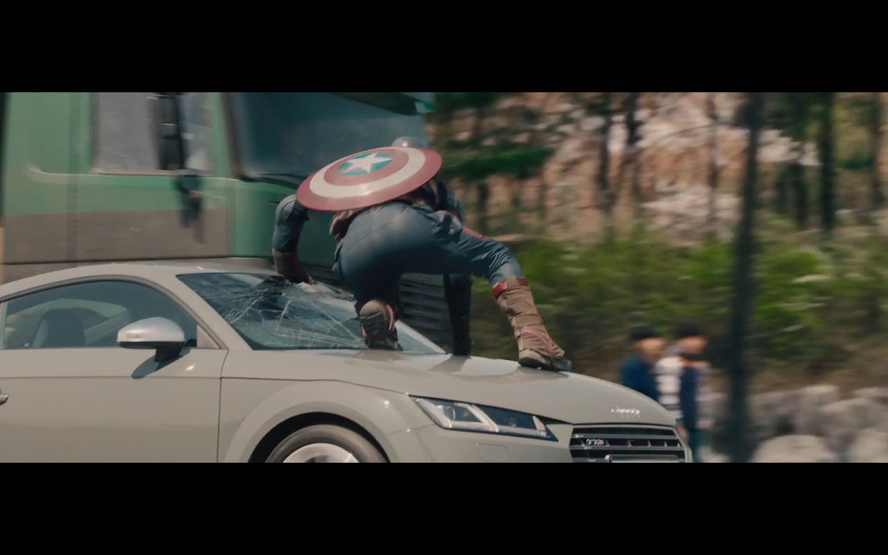 Audi Product Placement in Avengers Age of Ultron 2015 Movie (3)