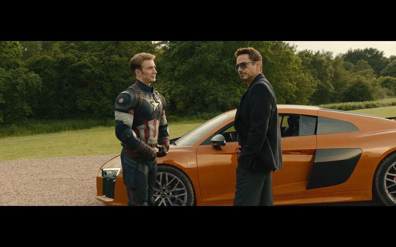 Audi Avengers Age Of Ultron 2015 Movie