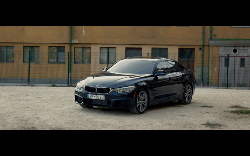 BMW 435i – Spy 2015 Product Placement (1)