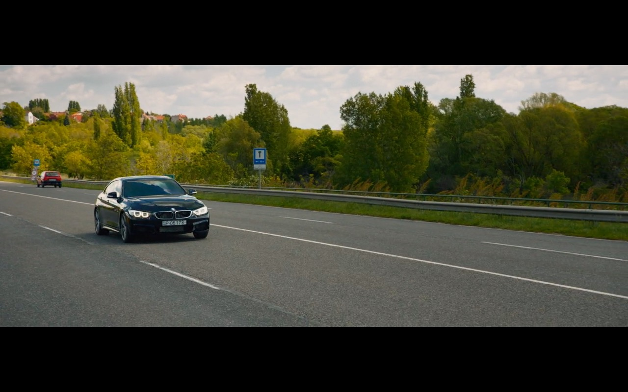 BMW 435i – Spy (2015) Movie Product Placement