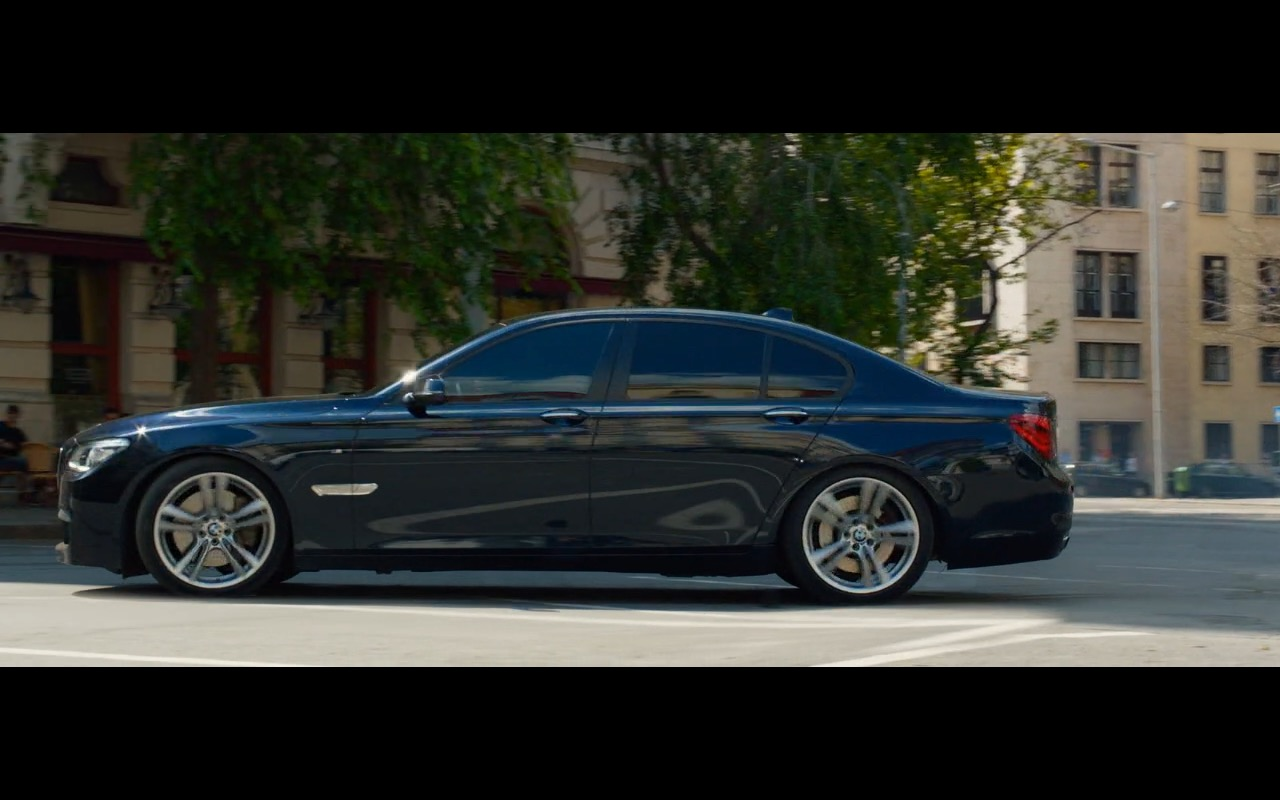 Bmw 750d Spy 2015 Movie Scenes