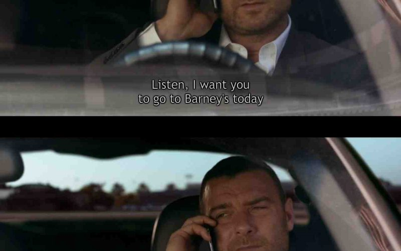 Barneys New York – Ray Donovan