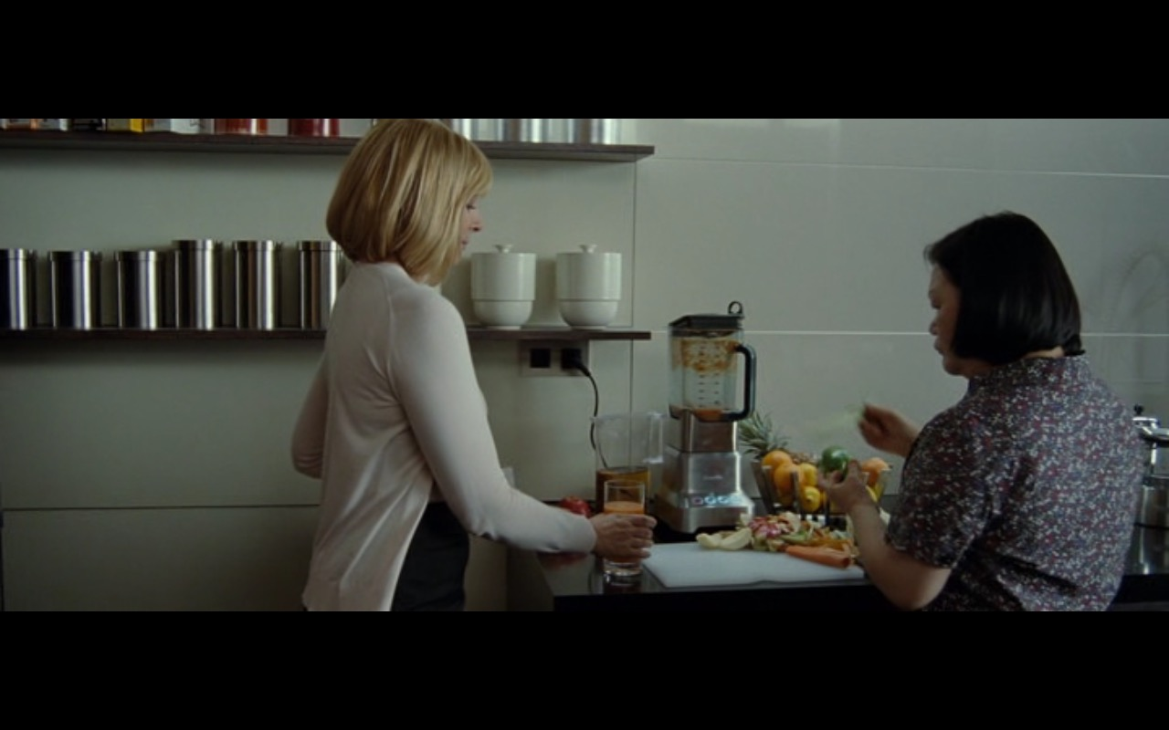 Breville Blender The Ghost Writer 2010 Movie Scenes